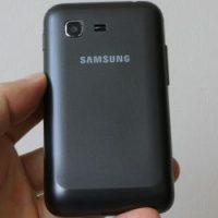 Samsung Star 3 S5220 black, telefon mobil