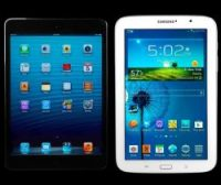 Comparativ cu iPad Mini